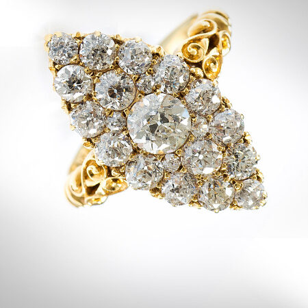 Antique and pre-owned Jewellery